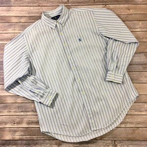 Polo Ralph Lauren Size XL Long Sleeve Shirt